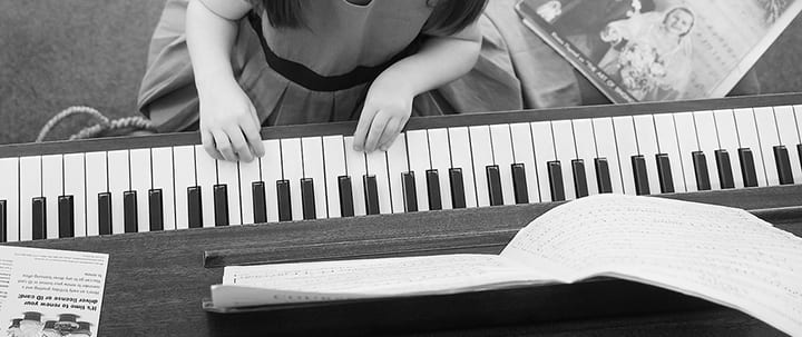 Kids' Piano Lessons:  How Often Should My Child Practice?