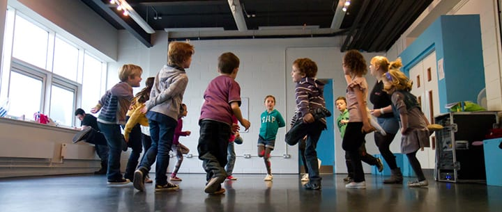Dance Moves To Get Kids Moving