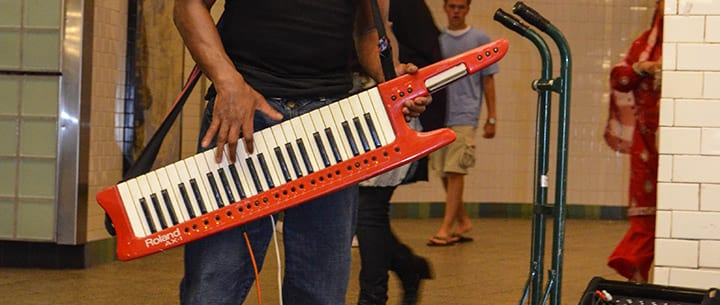 Long-Live the Keytar: 4 Reasons Why This Portable Piano Should Come Back in Style