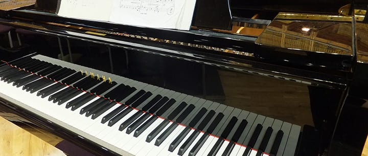 Piano Basics:  20 Ways to Instantly Improve