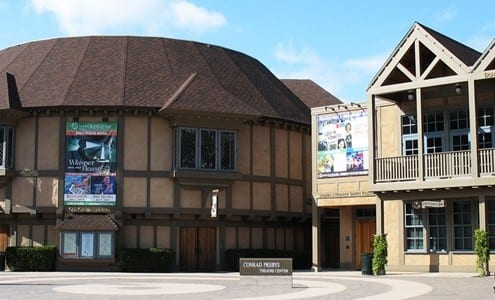 Old Globe Theater San Diego