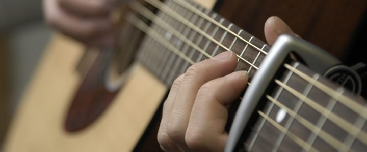 How To Find New Interesting Guitar Chords Using A Capo
