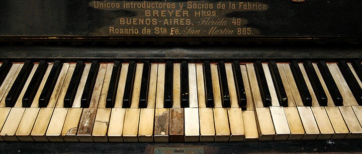 Is it Unethical to Have a Piano With Ivory Keys?