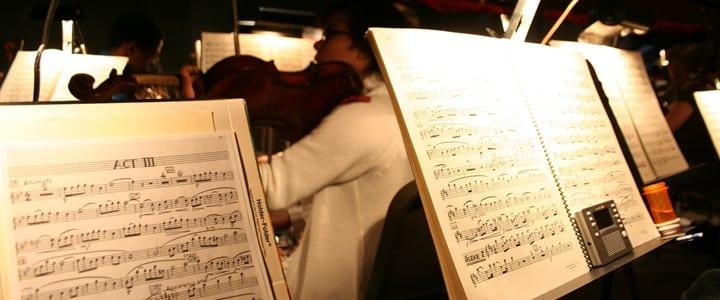 Broadway sheet music