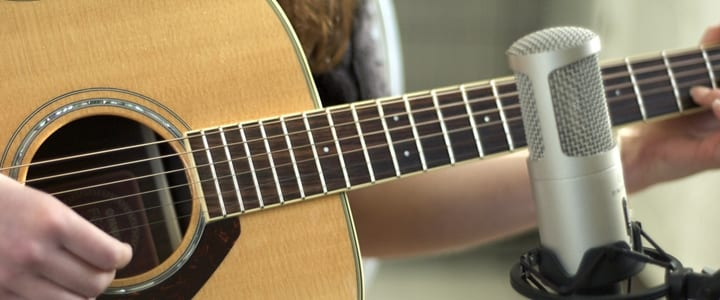 17 Tips For Recording Acoustic Guitar At Your Home Studio