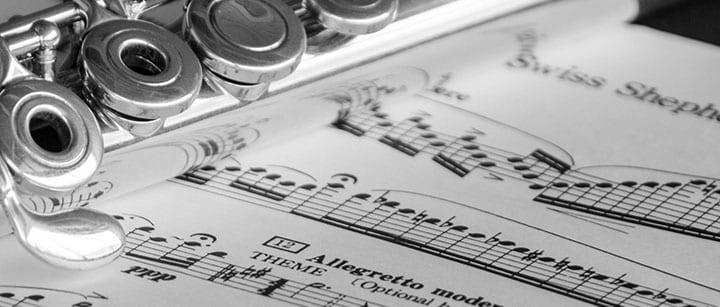 6 Websites for Finding Free Flute Sheet Music