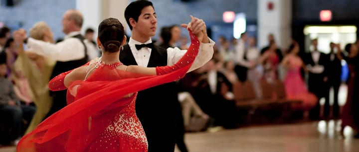 Intro to Ballroom Dance Steps & Posture | 3 Steps to Know