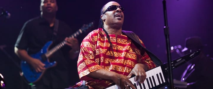 Pianist Spotlight: How Stevie Wonder Overcame Blindness to Play Piano