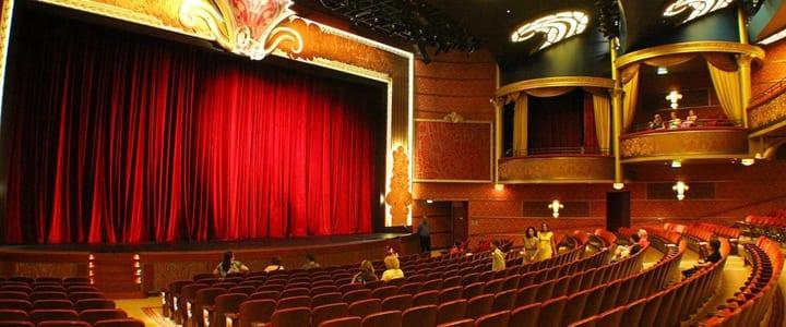 Walt Disney Performance Hall