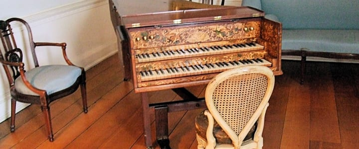all harpsichords use one string per key to produce sound