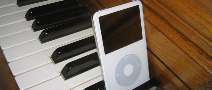 3 Ways Your iPod Can Help You Get Better at Piano