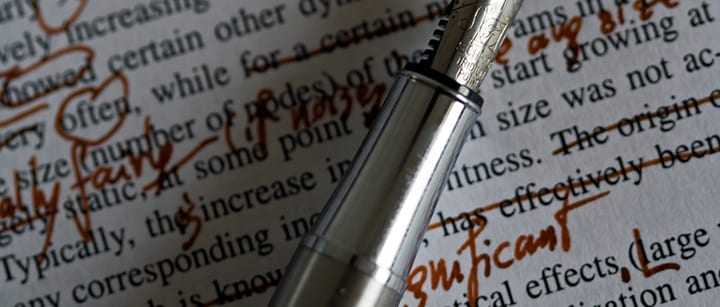 8 Mistakes to Avoid When Writing a Paper