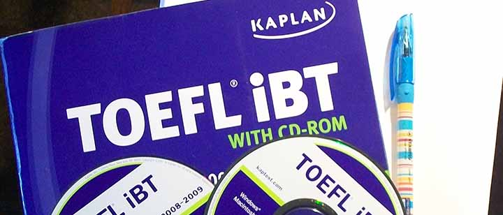 Toefl Preparation Course Book