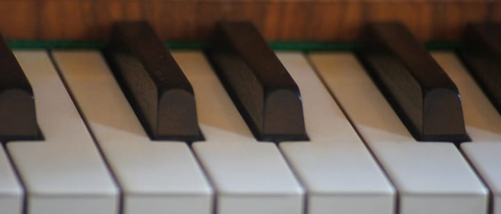 Why Are Piano Keys Arranged That Way?
