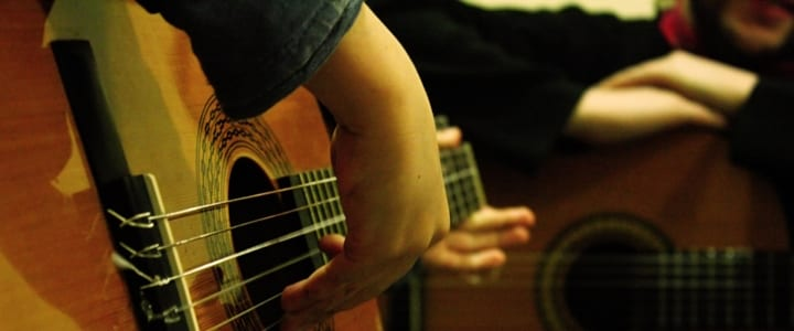 The Surprising Benefit of Learning Guitar Without Sheet Music