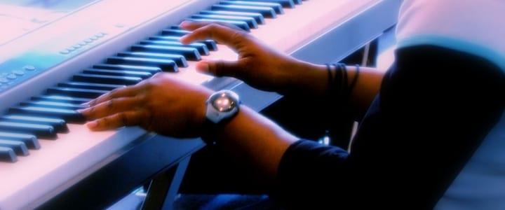 lyrics for piano music