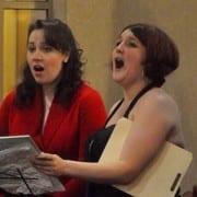 singing Italian