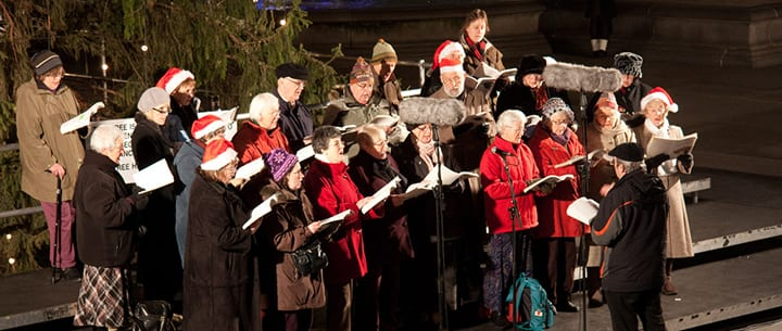 6 Tips for Assembling a Christmas Carol Singing Group