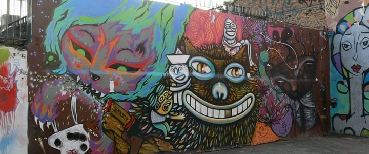 The 8 Best Cities for Stunning Street Art | From NYC to Berlin