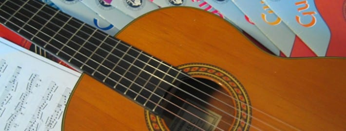 I want to learn to play guitar...What are the best …
