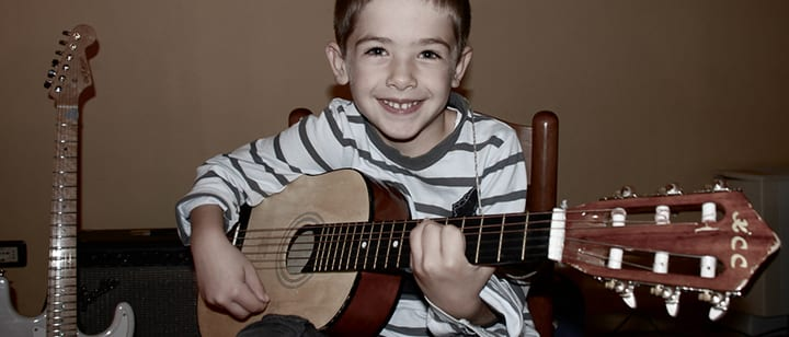 How Much are Guitar Lessons for Kids?