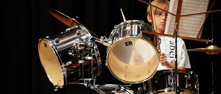 How Much Are Drum Lessons for Kids?