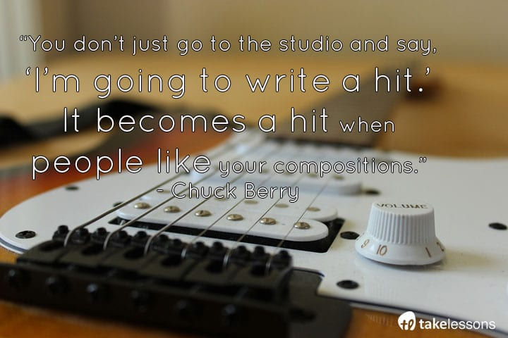 10 Inspiring Quotes from Famous Guitarists – TakeLessons Blog
