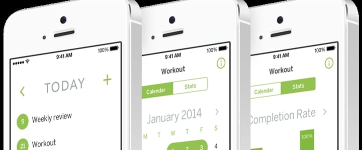 5 Awesome Apps to Help You Stick With Your Resolutions