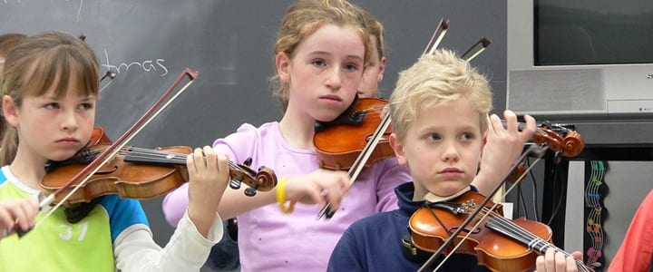 How to Measure the Success of Your Child's Violin Lessons