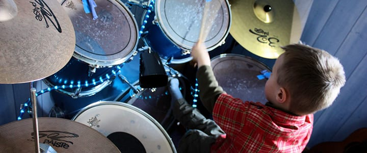 Make Practice Fun: Easy Drum Songs For Kids – TakeLessons Blog