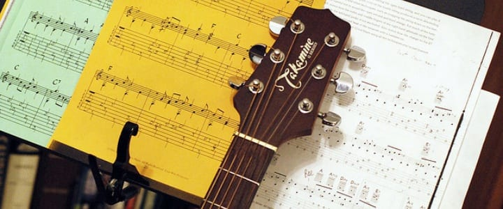 Guitar Theory Basics: Understanding Keys