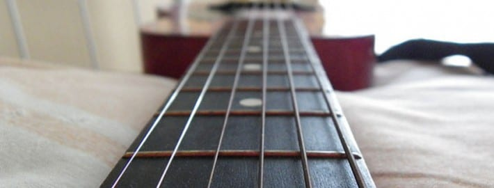 learning guitar how to change guitar strings takelessons blog. Black Bedroom Furniture Sets. Home Design Ideas