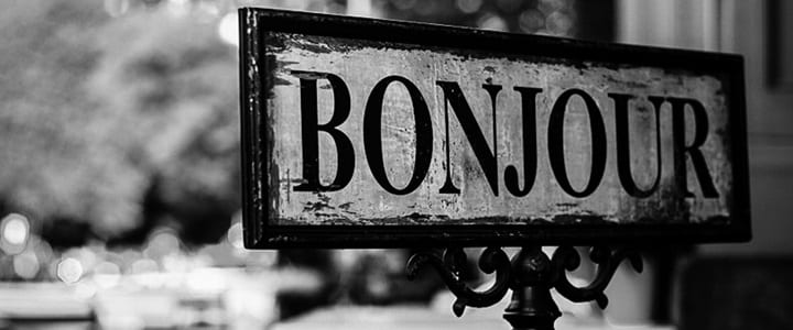 Starting With Bonjour: Tips to Help You Learn French