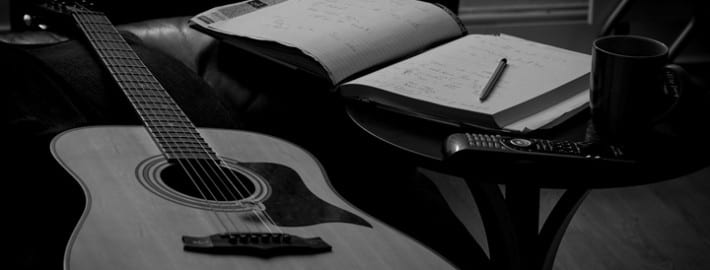 Tips for Writing Lyrics to Your First Song