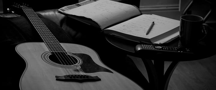 Songwriting Tips: How to Write Lyrics To Your First Song
