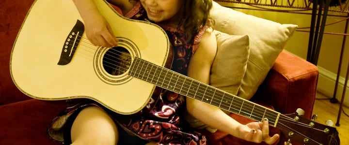 What Should I Look For in a Guitar Teacher for My Child?
