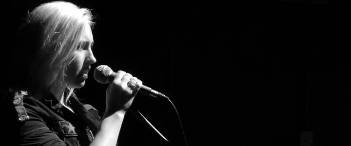 Singing to the Dark