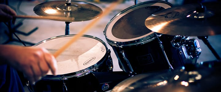 3 Hand-Eye Coordination Exercises for Drummers