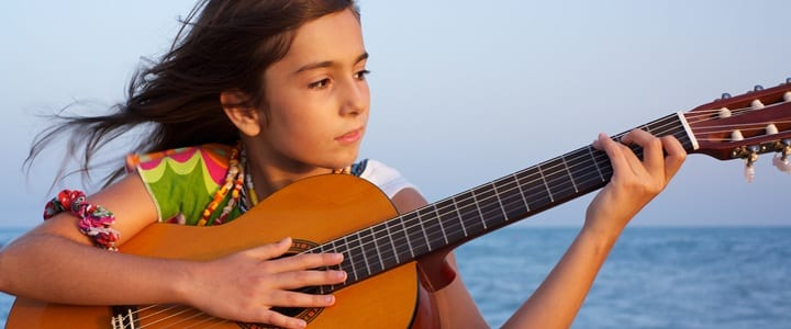 How to Structure Your Child's Guitar Practice