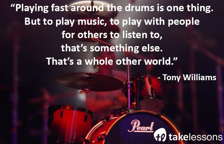 from Antonio dating a drummer quotes