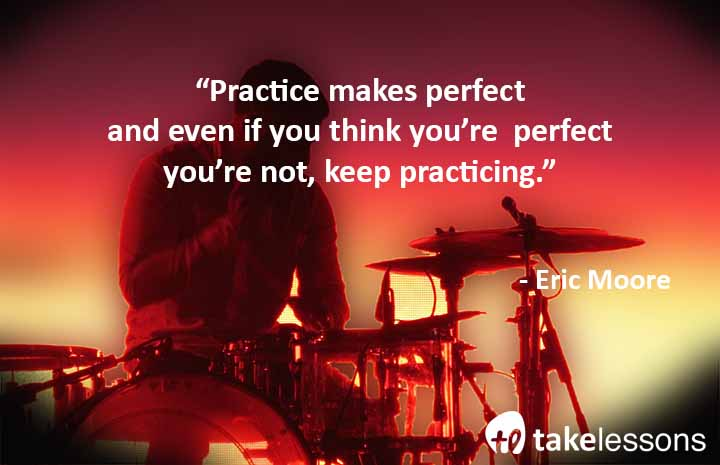 10 Inspiring Quotes From Famous Drummers