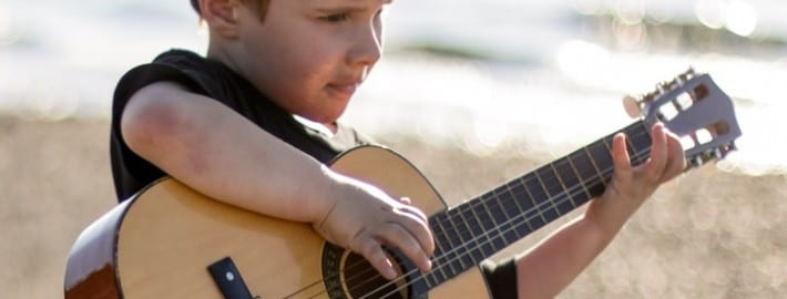 Tips for Parents The 5 Best Guitars for Kids