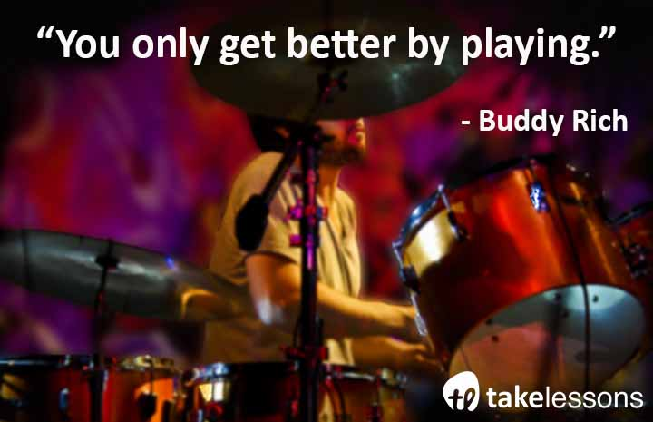 You Only Get Better by Playing