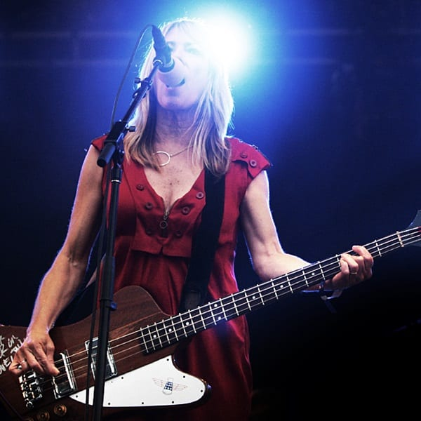 kim gordon- things bass players understand