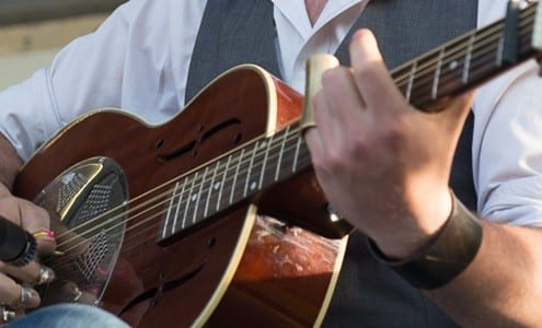 3 Common Bluegrass Guitar Terms and Techniques