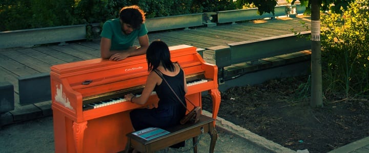 How to Play Loudly and Beautifully at the Piano
