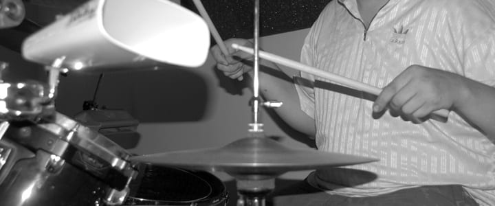 3 Drum Warm-Up Exercises for Practice or a Gig