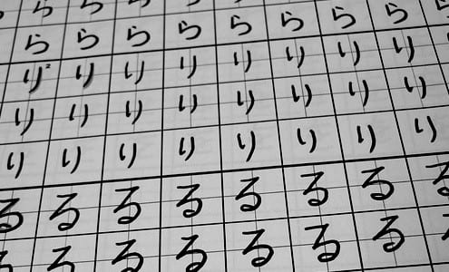 The Japanese Writing Systems How to Learn Hiragana