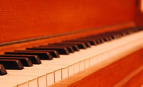 Tricks for Beginners to Visualize Piano Major Scales