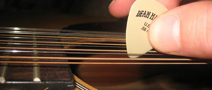 13 Relatable Theories About Where Guitar Picks Really Go When You Lose Them